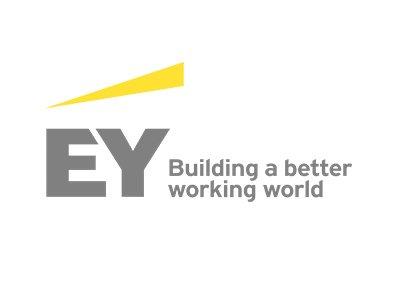 ernest & young ey logo - référence de springbok